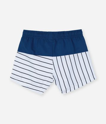 KARL LAGERFELD COLOR BLOCK BOARDSHORTS