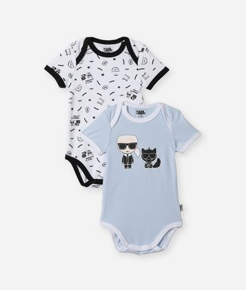 KARL LAGERFELD KARL & BAD CAT BODY SET