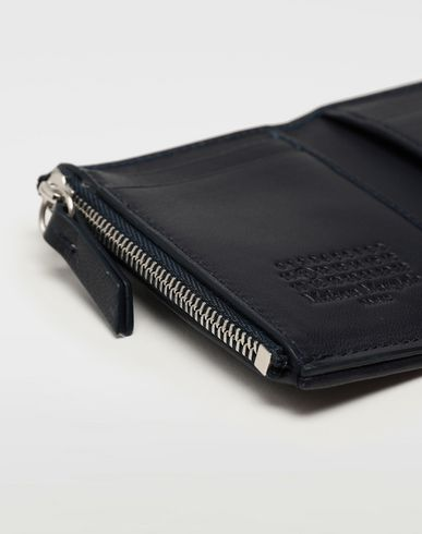 Small Leather Goods Glam Slam leather wallet