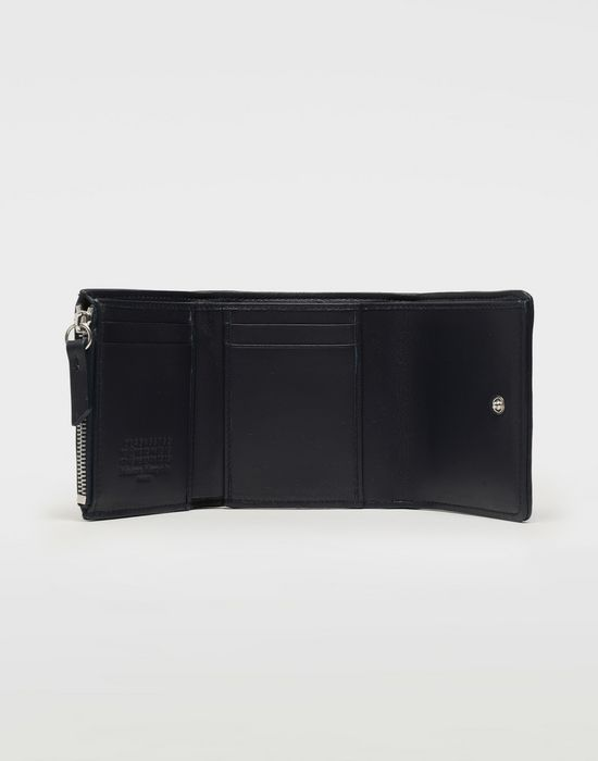 MAISON MARGIELA Glam Slam leather wallet Wallet [*** pickupInStoreShipping_info ***] d
