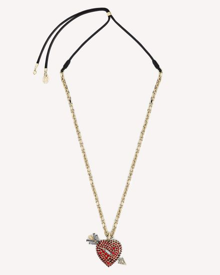 REDValentino Necklace Woman RQ0J0B16WKF O95 a