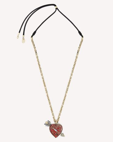 REDValentino RQ0J0B16WKF O95 Necklace Woman a