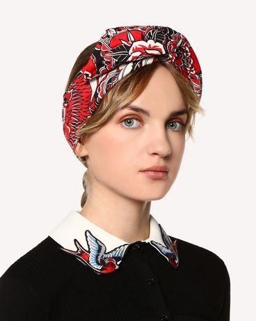 REDValentino RQ0J0B23EGH TF0 Headband Woman r