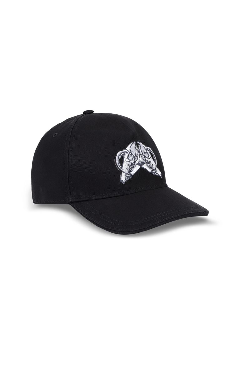 JUST CAVALLI Baseball cap with skull Hat Man f