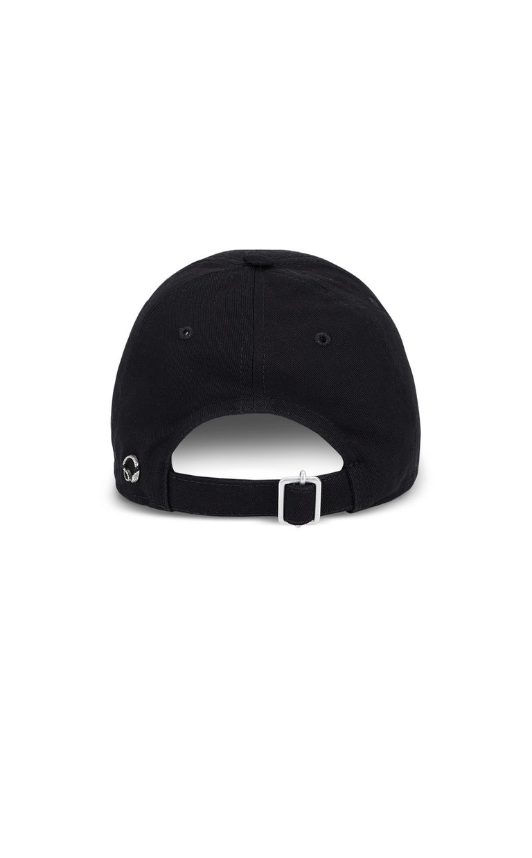 JUST CAVALLI Baseball cap with skull Hat Man r