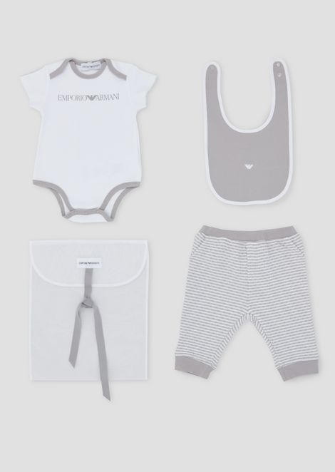 EMPORIO ARMANI Baby Gift Set E f