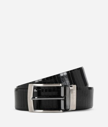 KARL LAGERFELD LEATHER BELT BOX