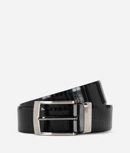 KARL LAGERFELD Leather Belt Box 9_f