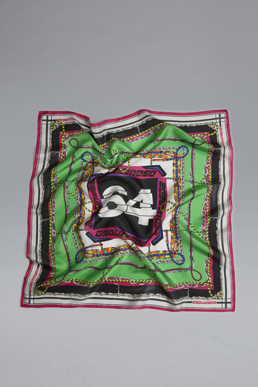 DSQUARED2 Foulard Woman b