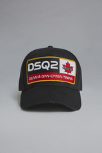 DSQUARED2 DSQ2 Baseball Cap Hat Man
