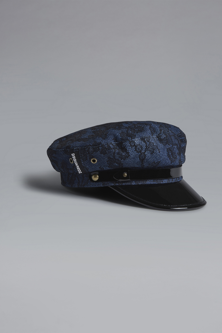 DSQUARED2 Disco Punk Hat Hat Woman