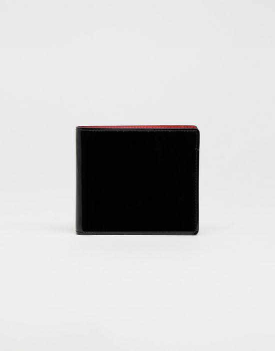 MAISON MARGIELA Brushed patent leather wallet Wallets [*** pickupInStoreShippingNotGuaranteed_info ***] f