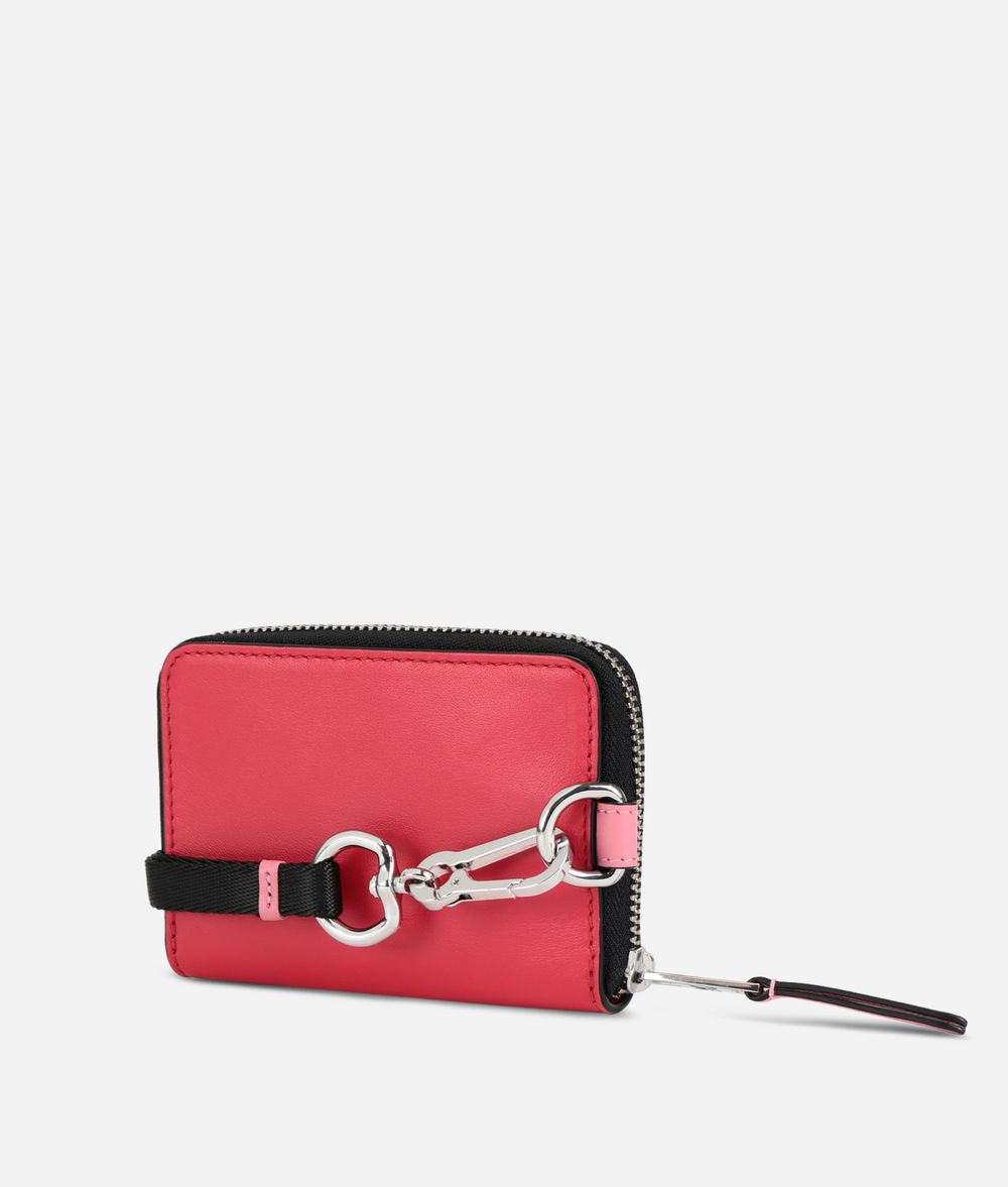 KARL LAGERFELD K/Athleisure Small Wallet Wallet Woman d