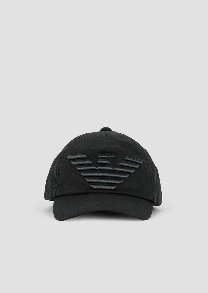 791fb7fe7db Baseball cap with embossed