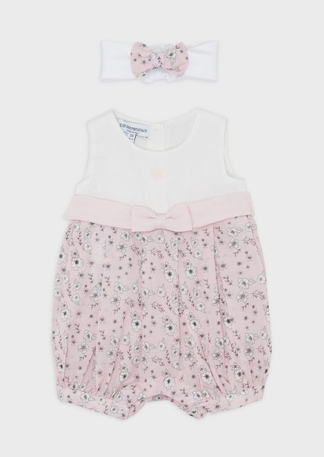 EMPORIO ARMANI Baby Gift Set Woman f