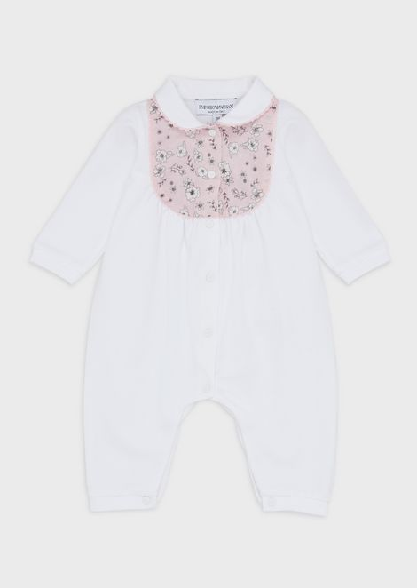 EMPORIO ARMANI Baby Buster Suit Woman f