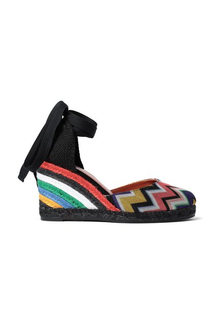 MISSONI Closed-toe slip-ons  Woman - Back