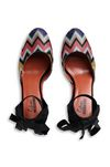 MISSONI Closed-toe slip-ons Woman, Side view