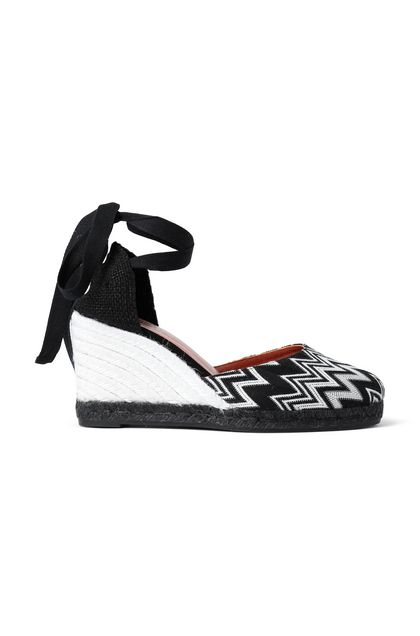 MISSONI Closed-toe slip-ons Black Woman - Back