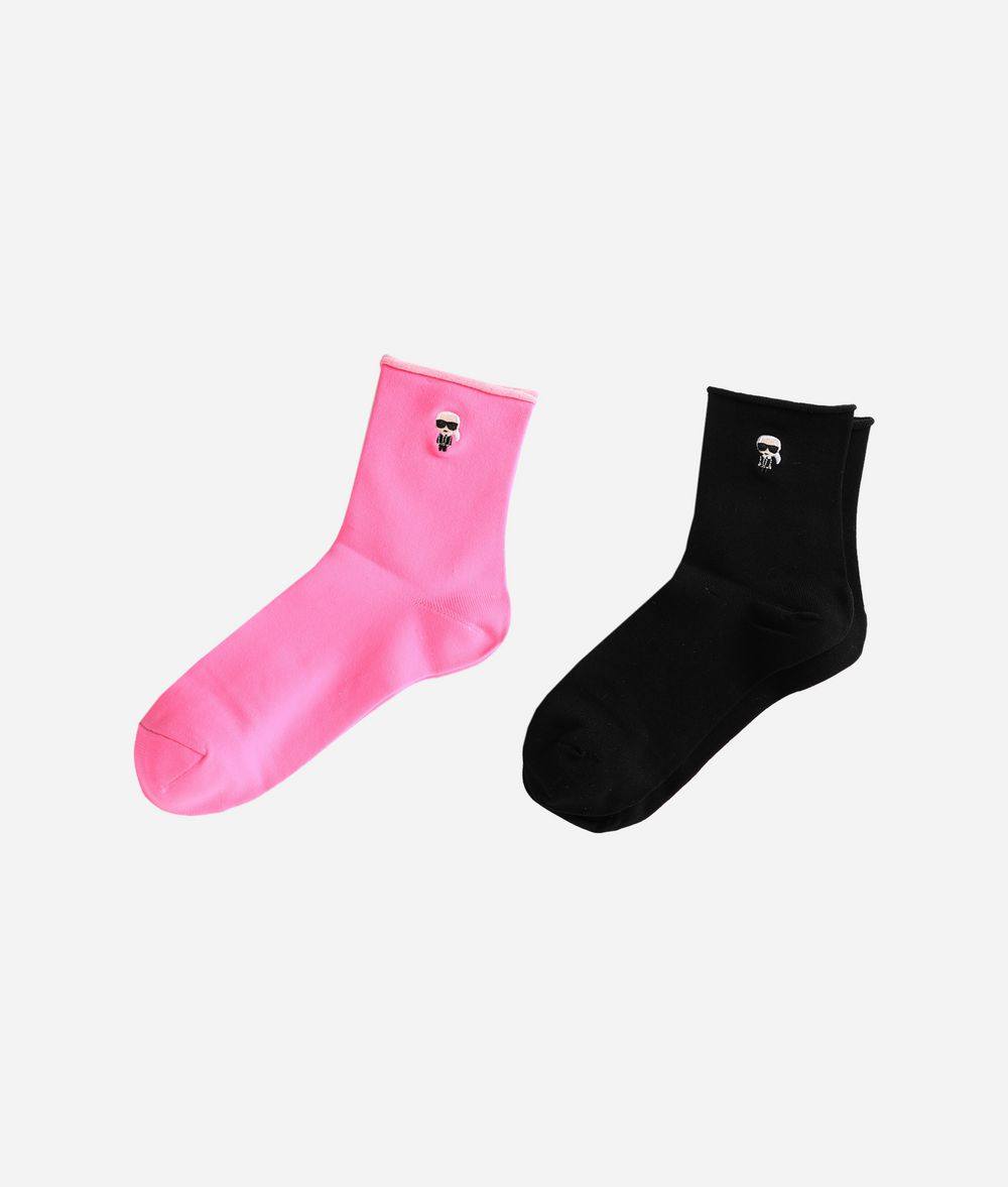 KARL LAGERFELD K/Neon Socks Sock Woman f