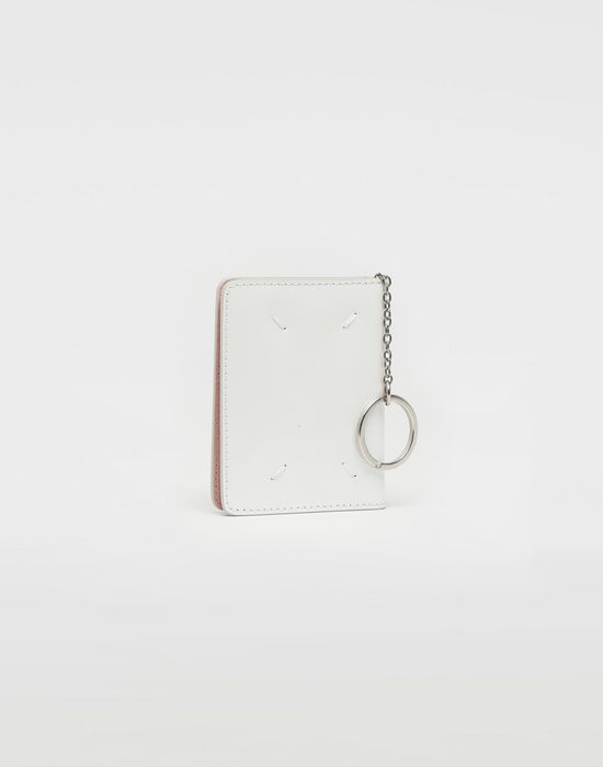 MAISON MARGIELA Keyring patent leather wallet Wallets [*** pickupInStoreShipping_info ***] r