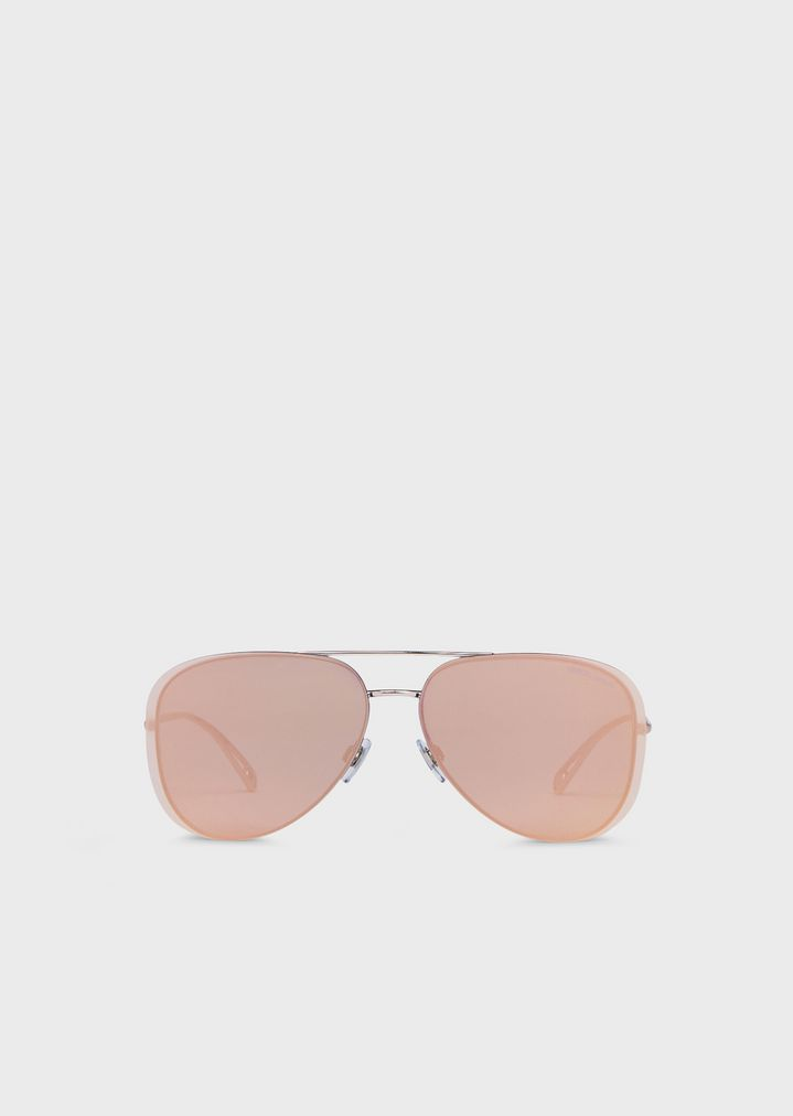 740933337a Gafas de sol de aviador | Mujer | Giorgio Armani