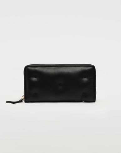 ACCESSORIES Glam Slam long wallet Black
