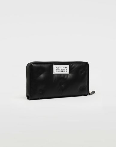MAISON MARGIELA Wallets Woman Glam Slam long wallet r