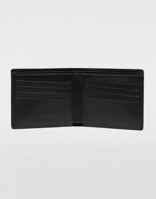 MAISON MARGIELA Décortiqué leather wallet Wallets [*** pickupInStoreShippingNotGuaranteed_info ***] d