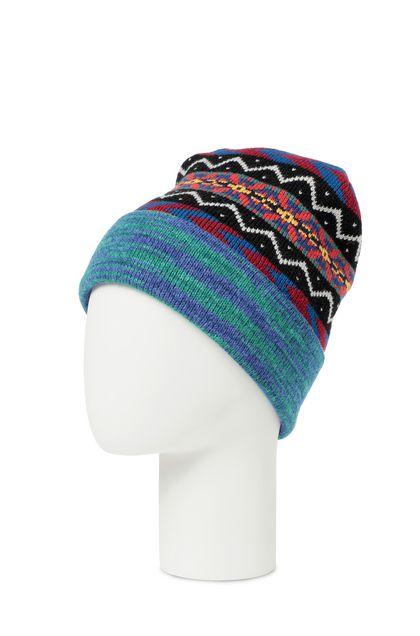 MISSONI Hat Black Man - Front