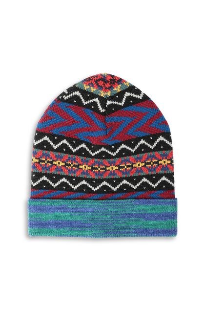MISSONI Hat Black Man - Back