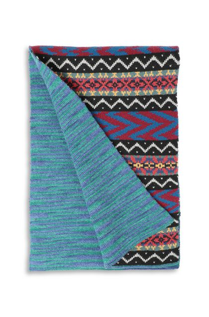 MISSONI Scarf Black Man - Front