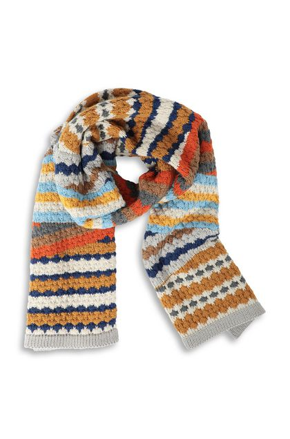 MISSONI Scarf Ochre Man - Back