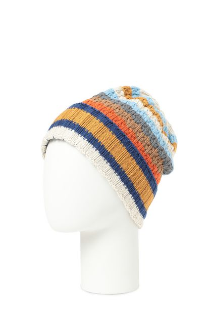 MISSONI Hat Blue Man - Front