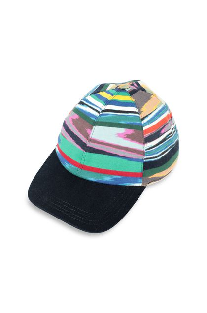 MISSONI Hat Blue Man - Back