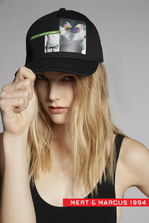 DSQUARED2 Mert & Marcus 1994 x Dsquared2 Baseball Cap Hat Man