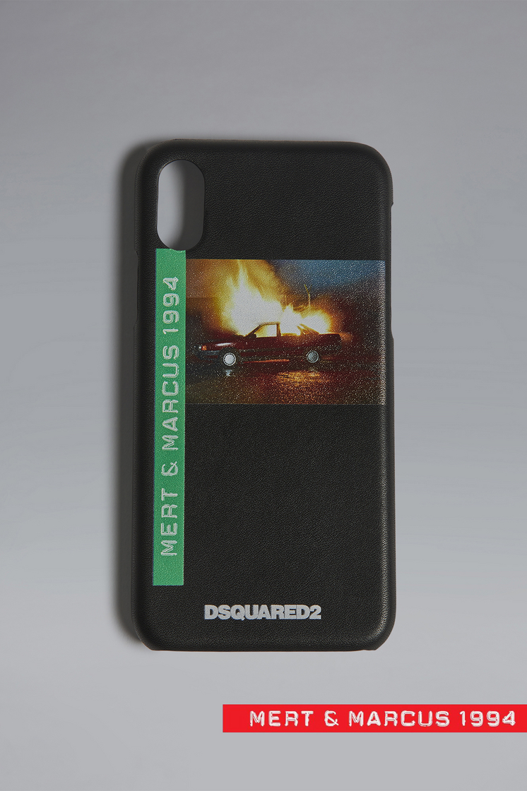 DSQUARED2 Mert & Marcus 1994 x Dsquared2 iPhone X Cover iPhone 7 covers Man