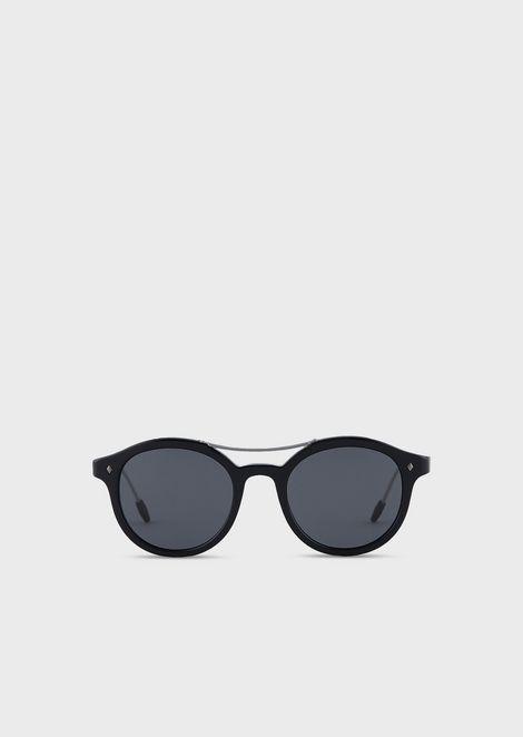 fb1c03f01002 Men's Sunglasses | Giorgio Armani