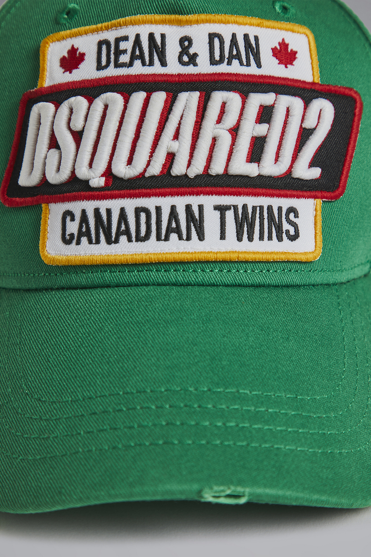 DSQUARED2 Canadian Twins Baseball Cap Hat Man