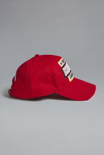 DSQUARED2 Canadian Twins Baseball Cap Hat Man