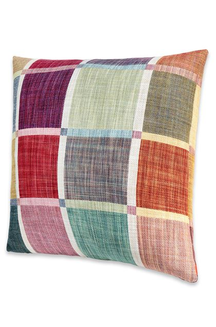 MISSONI HOME WINCHESTER CUSHION Pink E - Back