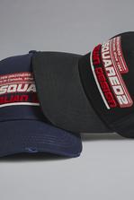 DSQUARED2 Italian Design Baseball Cap Hat Man