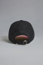 DSQUARED2 Dsquared2 Baseball Cap With PVC Peak Hat Man