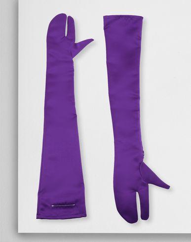 ACCESSORIES Tabi sleeve gloves Purple