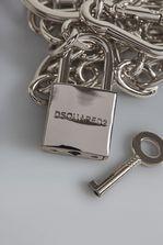 DSQUARED2 Disco Punk Lock Chain CATENA Man