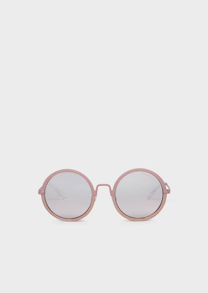 Fabrik Mode niedriger Preis Runde Sonnenbrille