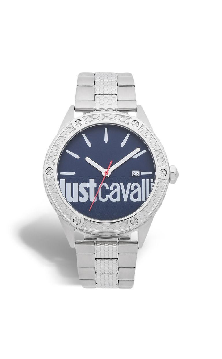 JUST CAVALLI Steel watch Watch Man f
