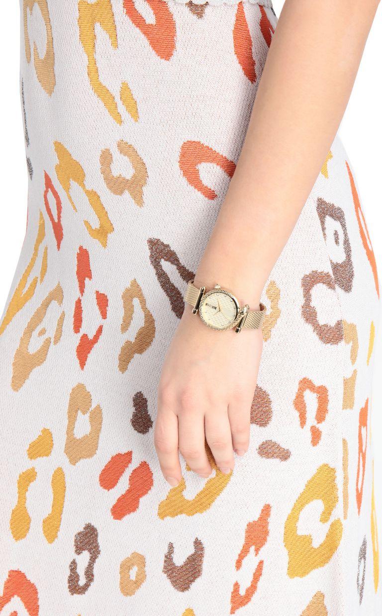 JUST CAVALLI Snake-detail watch Watch Woman d