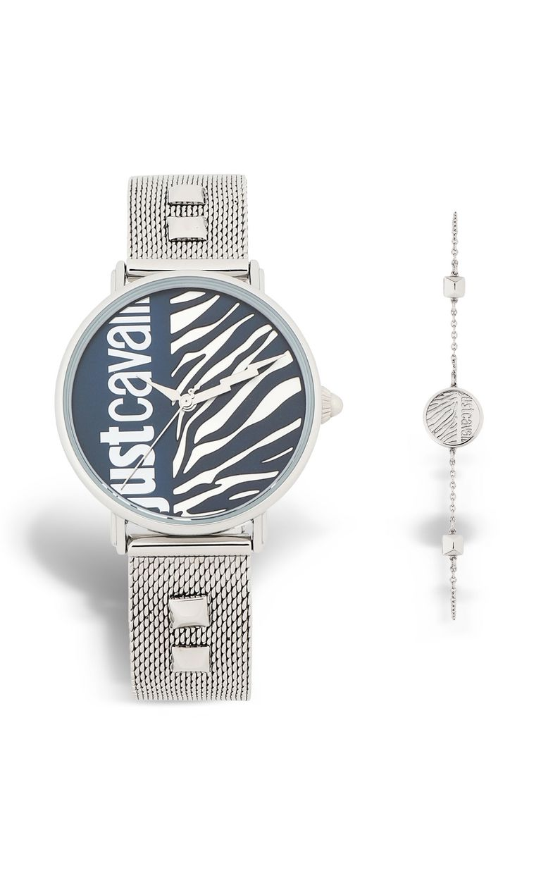 JUST CAVALLI Watch and bracelet set Watch Woman f