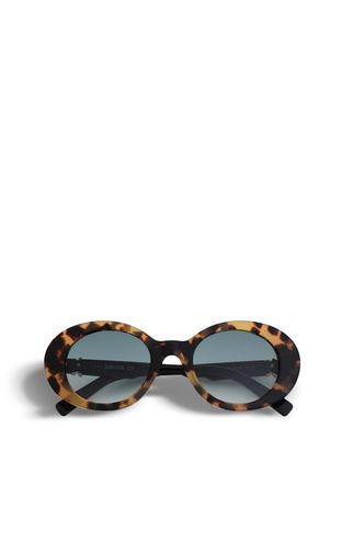 JUST CAVALLI SUNGLASSES Woman Round sunglasses f